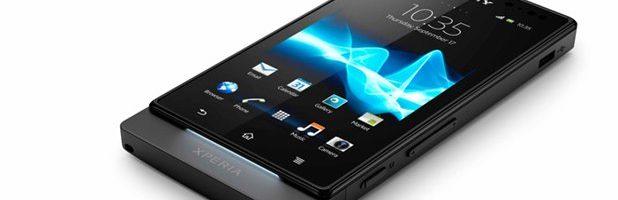 Sony Xperia Sola.