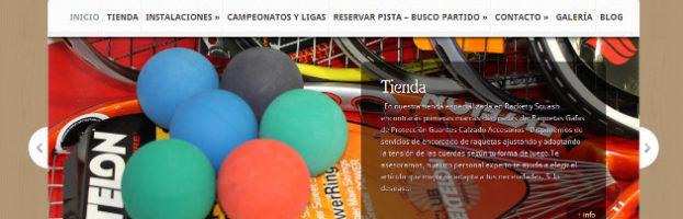 Rcketball Squash Albacete
