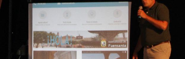Presentación del portal fuensanta.info